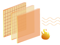 Flame Proof Glass, Fire-Rated Glazing Company, Light Diffusing